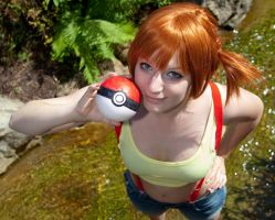 Pokemon: Misty by Misamon