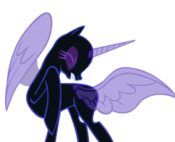 MLP Base 60 THE LIGHT! IT BUUUUUUUUUURNS! by Sakyas-Bases