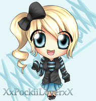 Adorable Chibi by XxPockiiLoverxX