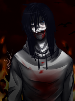 Jeff The killer by Kamik91