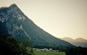 Alps by margaretaseewald