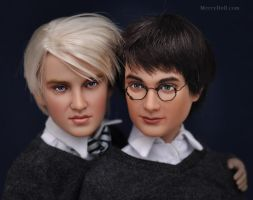 Harry and Draco by mary-vassilieva