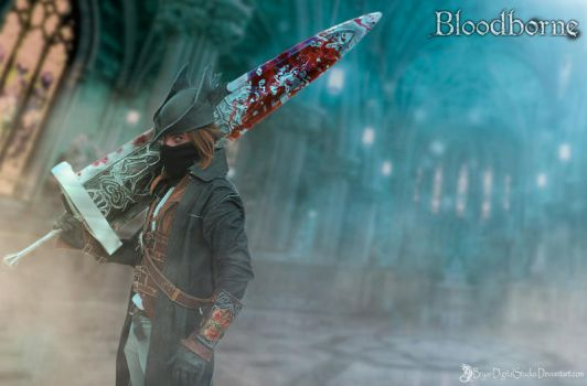 Bloodborne-1 by BryanDigitalStudio