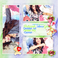 +Photopack Selena Gomez LP by SwagSwagony