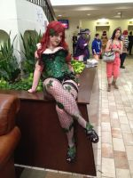 Poison Ivy by StarsAngel