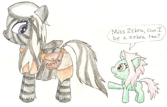 Zyrlana and Scraps! by SilverNightRing