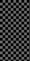 Checkered Black And White Static by darkdissolution