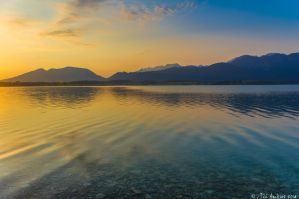 Forggensee by Sigfodr