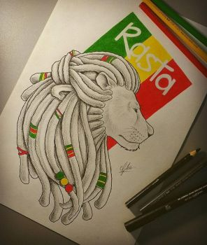 Rasta by GlessManias
