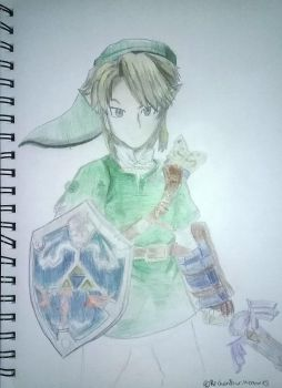 Link by RechainYourMemories