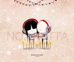 Songs of the heart by Nonnetta