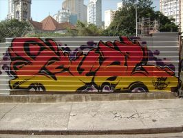 Graffiti Evol by WgnrGui