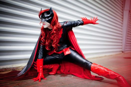 Batwoman: Chance Encounter by echoing-artemis