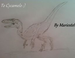 Raptor by Mariestel