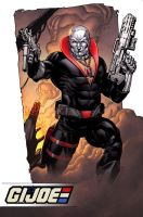 Destro by spidermanfan2099