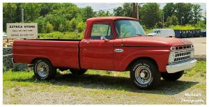 A Ford 250 by TheMan268