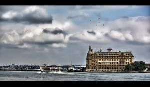 Haydarpasa by PortraitOfaLife