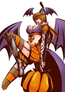 Brave Frontier - Halloween 2014 by THEZH