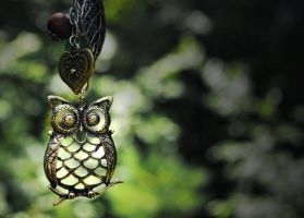 Forest Owl by Sepheralis