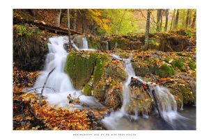 Plitvice Lakes 2012 - IV by DimensionSeven
