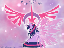 Angelic Wings by MLR19