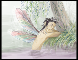 Fairy Prince by Spwrinkle