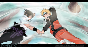 Naruto - Friends by IFrAgMenTIx