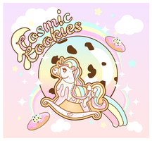 Cosmic Cookies by WhippedCreamCake