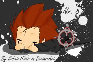 .:~Axel~:. by Kabuto4Ever