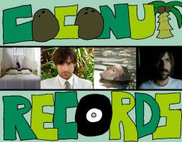 Coconut Records by Nemi-Desrosiers