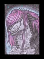 ACEO Cally-Dream by DarkBroken