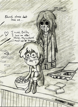 GF - (Bad) Chick Flick Night on the 13th by DeadSNESproject88
