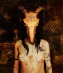 Baphomet by neserit