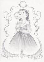 Taweret by closetvictorian