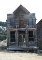 Elkhorn Ghost Town 5 by Falln-Stock