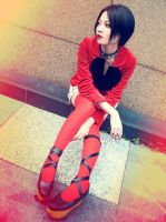 Nana Osaki- The Heart II by blue-ly