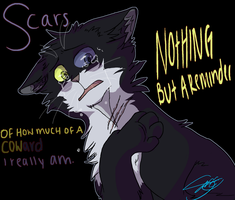 Scars by PenguinEatsCarrots