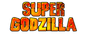 Super Godzilla Logo by KingAsylus91