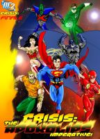 Justice Falls by DC2Fansite