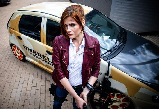 Claire Redfield [Resident Evil Revelations 2] by Margarita-Richie