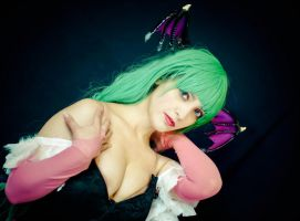 Morrigan Aensland 2.0 by VictoriaRusso