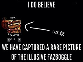 the illusive fazboggle by etremelyinnpropiart