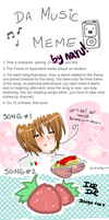 Vocaloid and APH music meme 83 by Naru-nyan