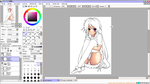 Art trade with Etahias... WIP 2 COLOURING!!! by DefineYvonne
