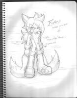 Tails TSR sketch - nov4 by SilverAlchemist09