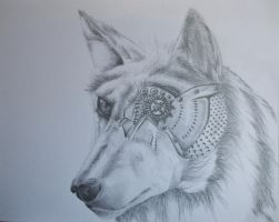 Silverthorne Nightmare the Wolf by lisa-sciannella
