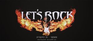 LET'S ROCK by Peace4all