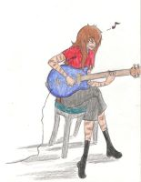 56. Musical Talent by Pencil-Only