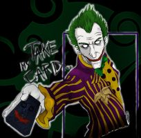The Joker by Shinra-Creation