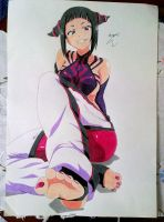 JURI (STREET FIGTHER IV) by powre